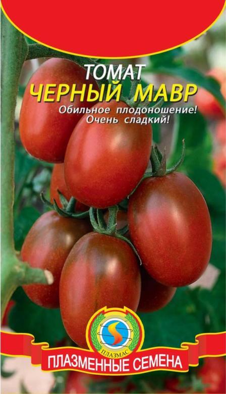 Почему сорт томатов Черный мавр так популярен