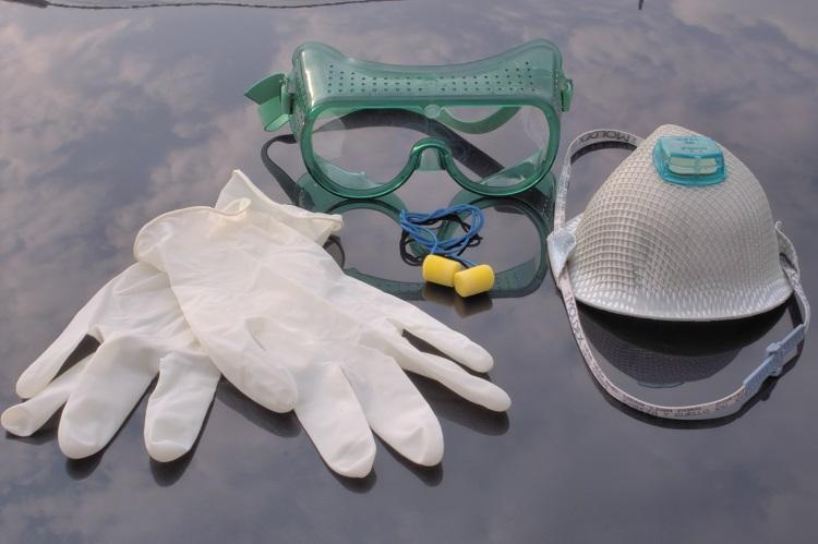 Меры предосторожности при обработке
