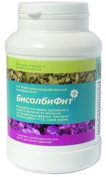 Бисолбифит используют для профилактики заболеваний малины