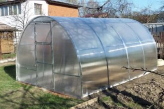 Замену грунта в теплице необходимо производить раз в 3 года весной или осенью